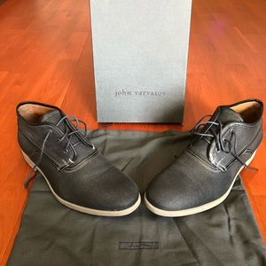 John Varvatos Collection Chukka Boots.